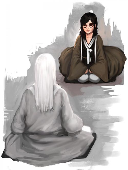 King Shura Chapter 5 Illustration